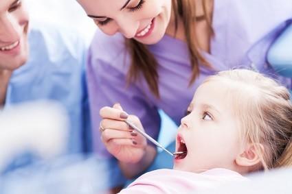 surrey dentist for children